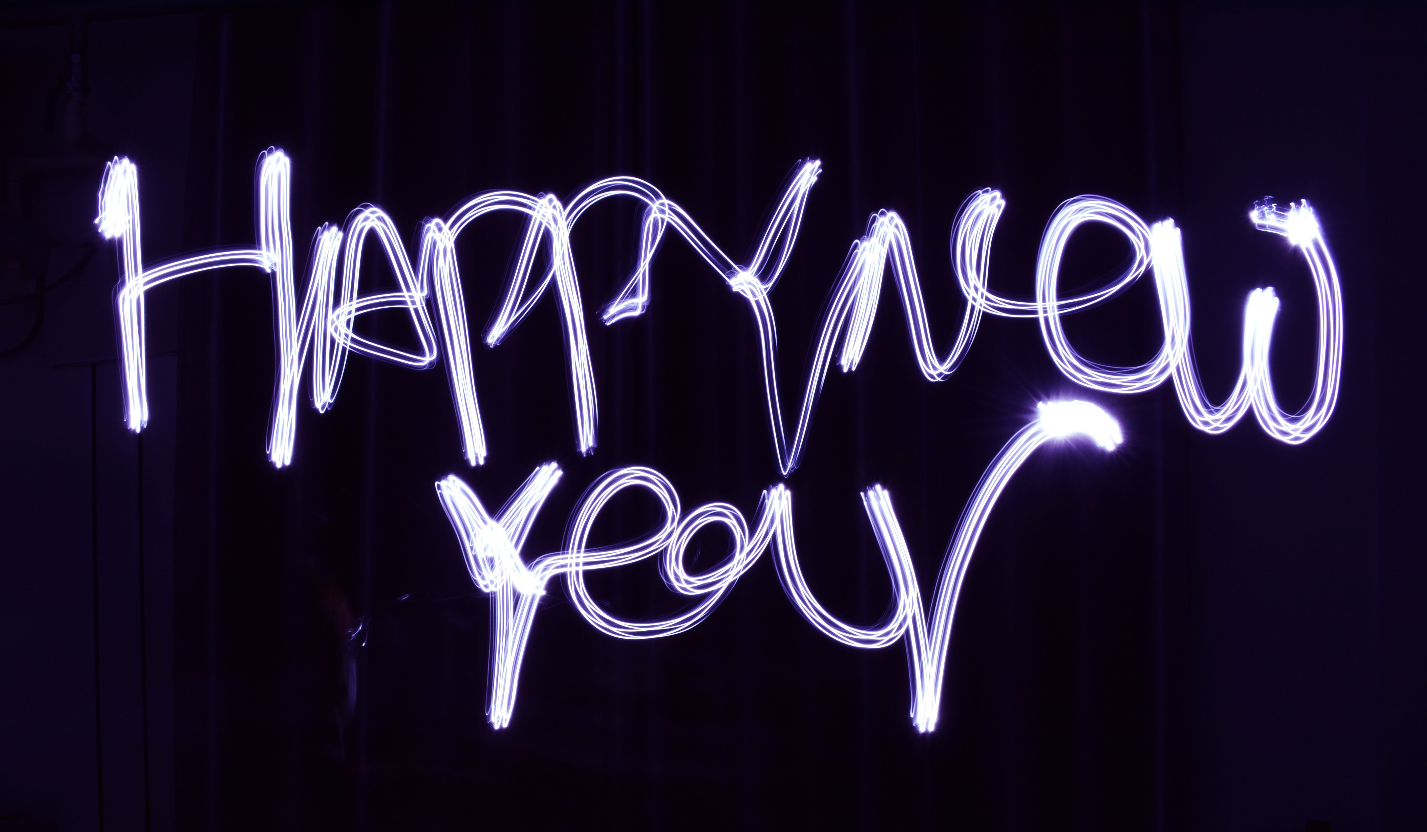 A new year brings many blessings