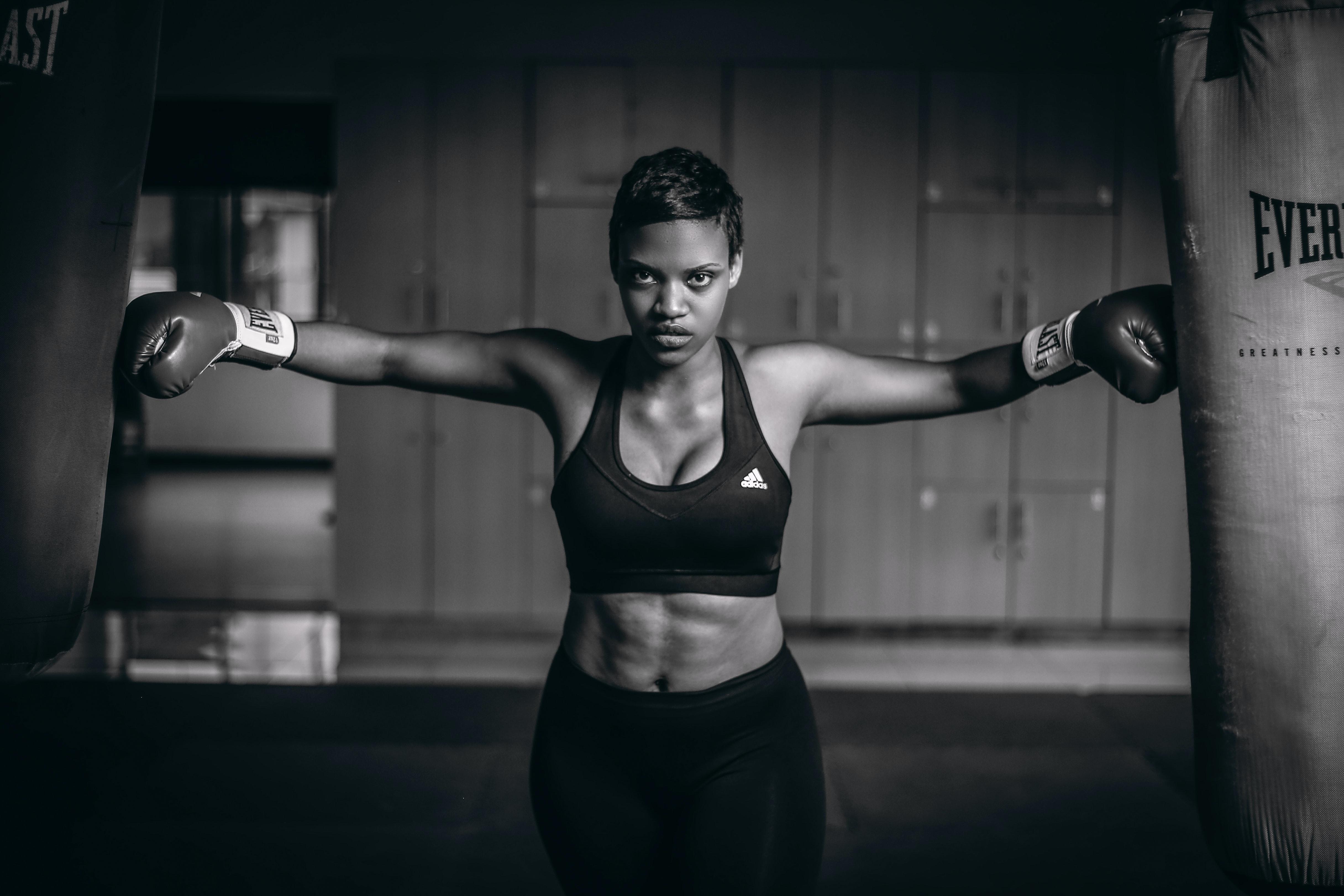 Muay Thai Kickboxing for Women